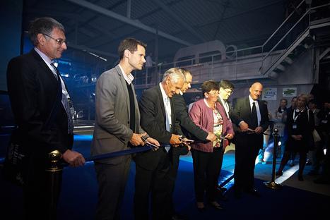 Inauguration d'une première bio-raffinerie d'algues en Bretagne - France 3 Bretagne   All about algae   Scoop.it