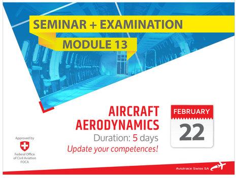EASA Part 66 Module 13 Seminar - Aircraft Aerodynamics | AML Basic Maintenance Training | Scoop.it