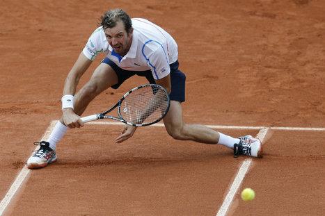 Roland-Garros: Le duo Benneteau-Roger-Vasselin jouera la finale du double | Tennis | Scoop.it
