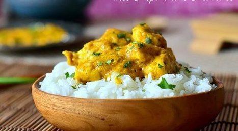 Recette Poulet au curry | Cuisine Du Monde -cuisine Algerienne- recettes ramadan | Scoop.it