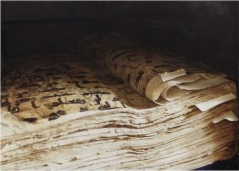 Un Coran vieux de ... 1400 ans   France Inter   Kiosque du monde : Asie   Scoop.it