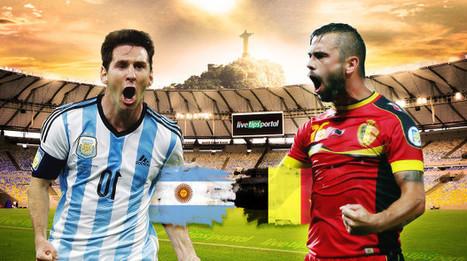 Dự đoán kết quả tỉ số Argentina vs Bỉ 23h00 ngày 5/7 | bảo vệ hoa sen | Scoop.it