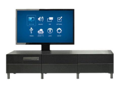 Ikea lance une ligne de meubles de salon équipés de téléviseur : Uppleva   Magasin Ikea   Scoop.it