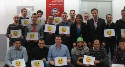Une initiative RH qui « fait sourire » et contribue au bien-être au travail | Corporate Assistance | Mieux-Être au Travail | Scoop.it