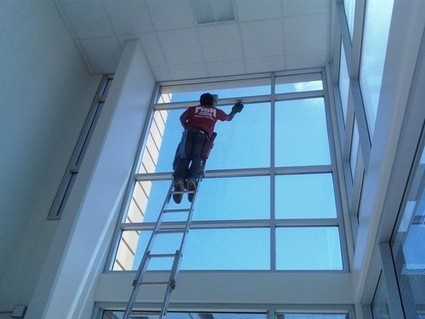 Maintenance of Installations for Lasting Experiences | Window Cleaning | Scoop.it
