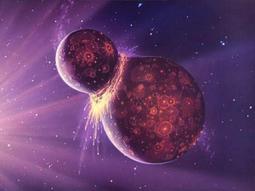 Origine de la Lune : du nouveau sur la collision entre Théia et la Terre | Dr. Goulu | Scoop.it