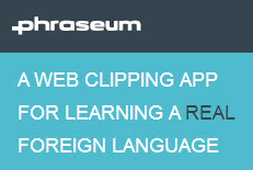 Phraseum - language learning online | English as a Foreign Language | Scoop.it