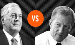 Koch Brothers Decline Tom Steyer's Climate Change Debate Invitation | EcoWatch | Scoop.it