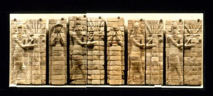 La construction royale en Mésopotamie : ingénierie, administration et propagande | ArchéOrient (Blog) | Asie | Scoop.it