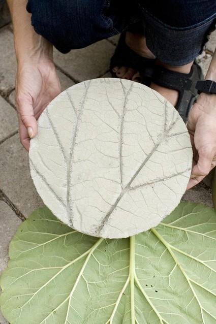 { DIY } Jardin : de jolis pas japonais en ciment | DecoCrush blog déco, idées déco | décoration & déco | Scoop.it
