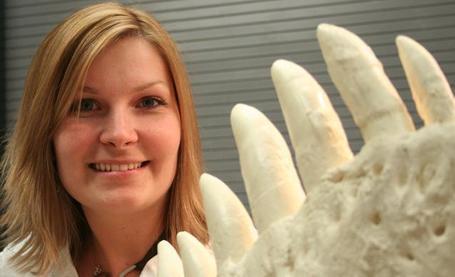 T. rex's killer smile revealed   Science News   Scoop.it