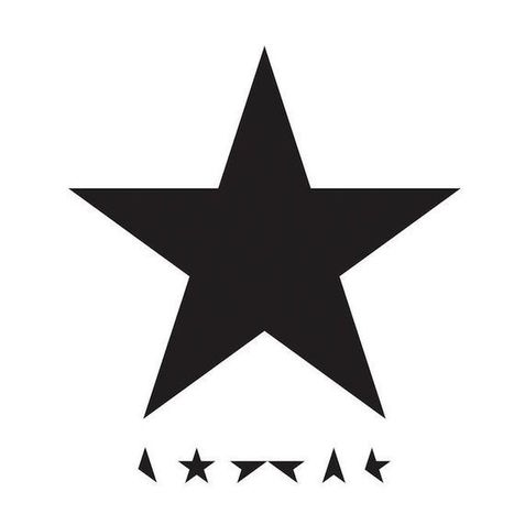 David Bowie's Blackstar Art Released for Free to Fans | Picture This. | Scoop.it