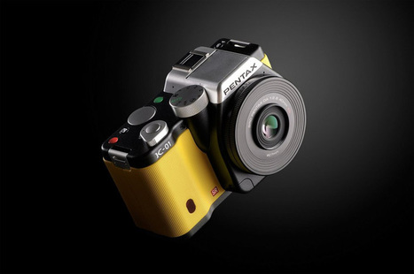 PENTAX K-01 by Marc Newson | VIM | Scoop.it