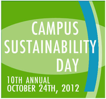 Campus Sustainability Day 2012! #Campusday | SCUP Links | Scoop.it