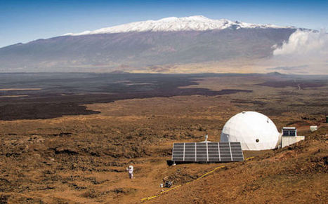 NASA Just Sealed Six People In a Dome For a Year to Practice Mars | News we like | Scoop.it