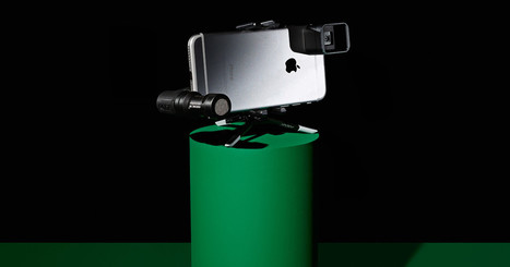 How to Film a Movie on Your iPhone | Transmedia: Storytelling for the Digital Age | Scoop.it