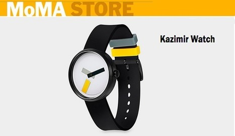 MoMA Unboxing Video - Kazimir Watch via Curagami | Collaborative Revolution | Scoop.it