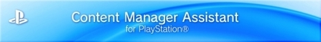 Installer le content manager assistant pour votre PSvita | Time to Learn | Scoop.it