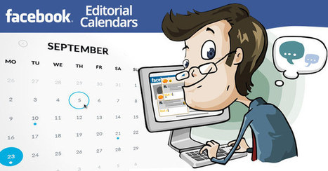 How To: Implement An Editorial Calendar For Your Facebook Page | Social Media Marketing | Scoop.it