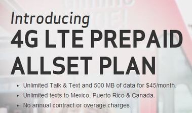 Verizon Launches 4G LTE For ALLSET Prepaid Service | Personal Finance | Scoop.it