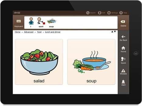 Avaz App Can Help Autistic Kids Talk | Communication and Autism | Scoop.it