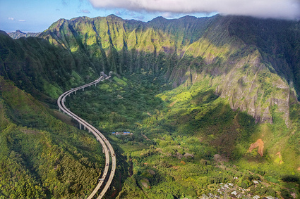 PHOTOS: Most gorgeous freeway ever? | Better Roads | Transportation & Engines | Scoop.it