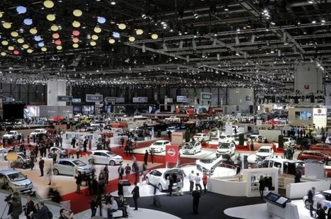 Editors' Choice: Top Five 2014 Geneva Motor Show Debuts | mechanic | Scoop.it