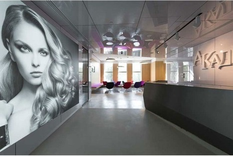 Office next Moscou – L'oréal Professional Moscou / Lauréat 2013 | Le Troisième Oeuvre | Environnement de Travail | Scoop.it