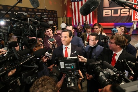 Rick Santorum Endorsed Marco Rubio. Rubio May Wish He Hadn't After Seeing This. | enjoy yourself | Scoop.it
