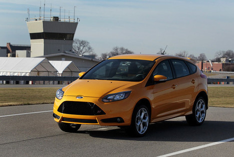 Ford Hot Hatch Has Volkswagen Playing Catch-up to Focus ST: Cars - Businessweek | Cars For Sale Fort Lauderdale | Scoop.it
