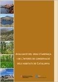 Informe sobre l'avaluació del grau d'amenaça i de l'interès de conservació dels diferents tipus d'hàbitats de Catalunya. Medi Ambient. Generalitat de Catalunya | spatial analysis for biodiversity conservation | Scoop.it