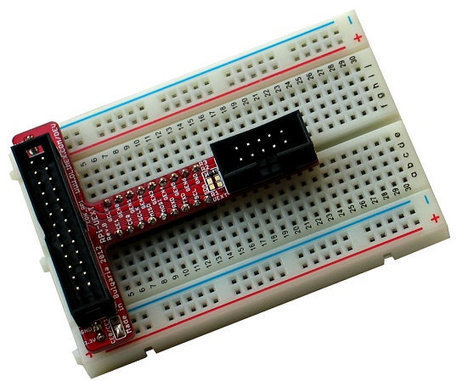 3.95 Euros RPI-UEXT Breadboard & UEXT Adapter for Raspberry Pi is Now Available | Embedded Systems News | Scoop.it