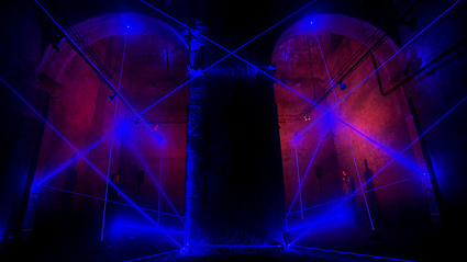 Let's go creative with lighting on a DIY laser device | Interactive Arts | Scoop.it