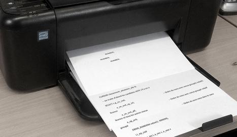 Contraint de communiquer un code source, l'État l'envoie… sur du papier - Politique - Numerama | Coopération, libre et innovation sociale ouverte | Scoop.it