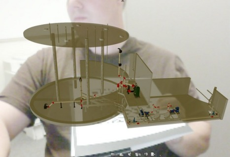 10 Rockstar Examples of Augmented Reality for 2014 | Augmented Reality & VR Tools and News | Scoop.it