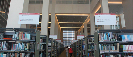The future of the library thru RFID | De La Sal... | Library Innovation | Scoop.it