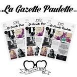Paulette magazine – GAZETTE PAULETTE #1 : MAQUILLÉE COMME DANS GATSBY