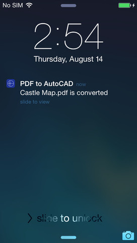 Ctrl+Alt+CAD: Cometdocs PDF to AutoCAD sbarca su iTunes! | Tips for Managing and Organizing Electronic Documents | Scoop.it