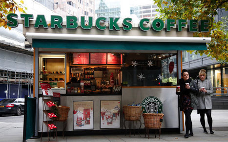 MPs demand action over Starbucks, Amazon and Google tax avoidance - Telegraph | Coffee market | Scoop.it