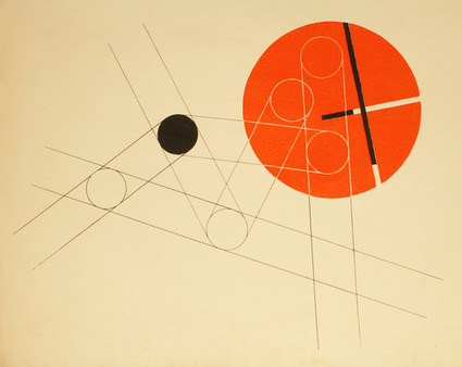"""Review of """"Chicago's Bauhaus Legacy"""" at the Ukrainian Institute of Modern Art, by Lara Allison 