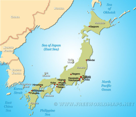 Islamic Terrorism: Why There Is None in Japan | Unit 4 (Political Geography) | Scoop.it