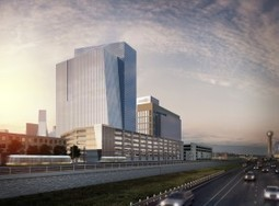 Hines Unveils Design of New Office Tower in Dallas' Victory Park | Commercial Property Executive | Real estate | Scoop.it