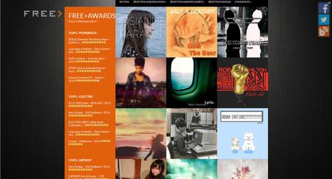 Free>Awards - la Musique libérée !   Wiseband   Scoop.it