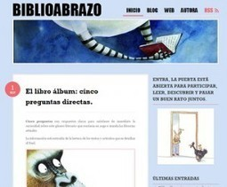 Blogs dedicados a la literatura infantil - Educación 3.0 | Educación en Castilla-La Mancha | Scoop.it