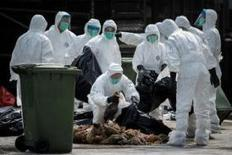 Hong Kong chicken slaughter begins after H7N9 found | Food issues | Scoop.it