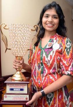 Chess: Soumya Swaminathan wins National challengers' title   Chess Around The World   Scoop.it