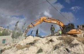 Israeli Bulldozers Demolish House in Jerusalem   Digger   Scoop.it