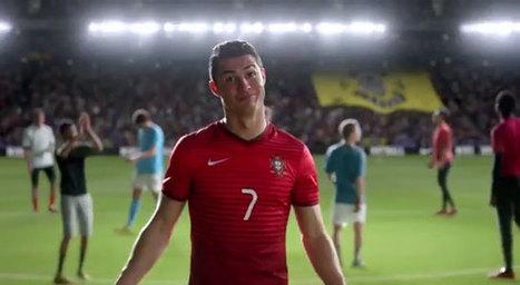 Pub Nike Football pour la Coupe du Monde 2014   Publicité - Advertising   Scoop.it