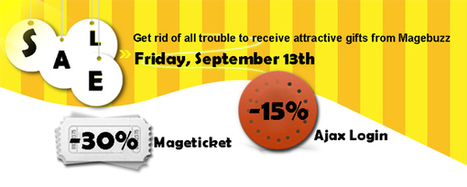 Opportunity to get hot gifts on Friday the 13th! | Magento extensions | Scoop.it