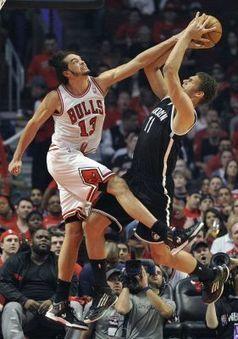 Joakim Noah a été opéré du genou   Basket ball , actualites et buzz avec Fasto sport   Scoop.it